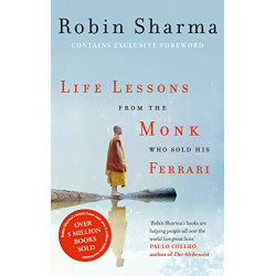 Life Lessons from the Monk...