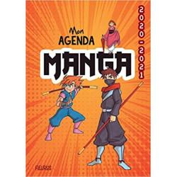 Mon agenda manga 2020-2021...