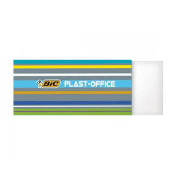 gomme bic plast-office