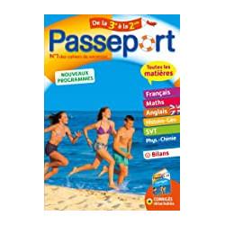 Passeport Cahier de...