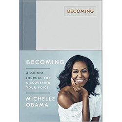 Becoming Journal Hardcover