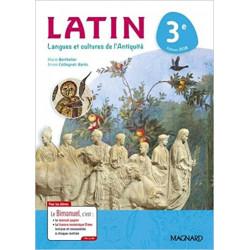 Latin 3e : Langues et...