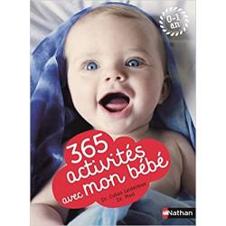 365 activités avec mon bébé...
