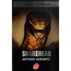 Alex Rider Tome 7 snakehead