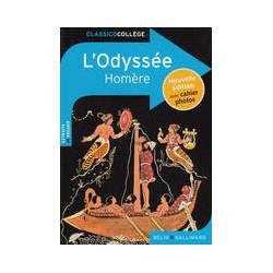 L'Odyssée.   homére