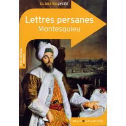 Lettres persanes....