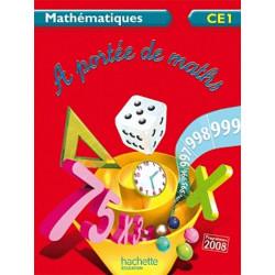 Mathématiques CE1 A portée...