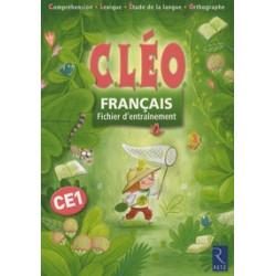 Français CE1 CLEO - Fichier...