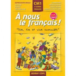 A nous le francais!   CM1