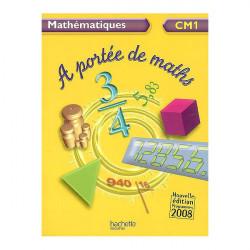 A portée de maths. CM1