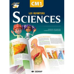 les reporters Sciences CM1