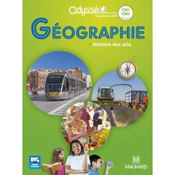 Odysséo Géographie CM1-CM2