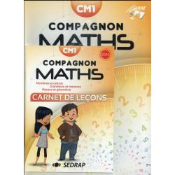 COMPAGNON MATHS - CM1 -...