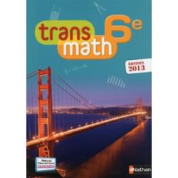 trans math 6e édition 2013