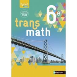 trans math 6e édition 2016