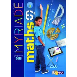 myriade maths 6é