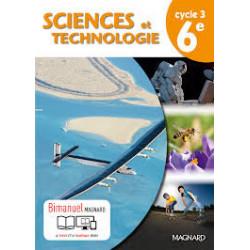 Sciences et technologie 6e