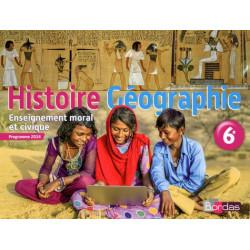 Histoire-géographie...