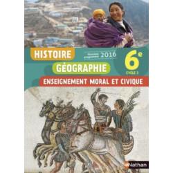 histoire géographie 6e