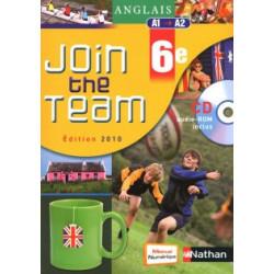 join the tean anglais 6e