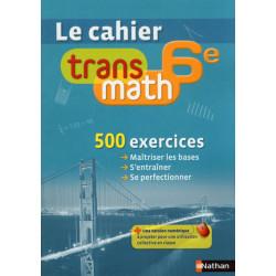 le cahier  trans math 6e