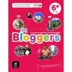 Anglais 6e A1-A2 Bloggers