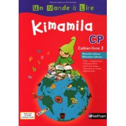 Kimamila CP - Cahier-livre 2.