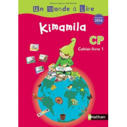 Kimamila - Cahier-livre 1