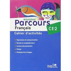 Parcours CE2 Cahier...