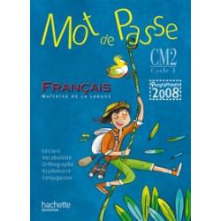 Mot de Passe Français CM2