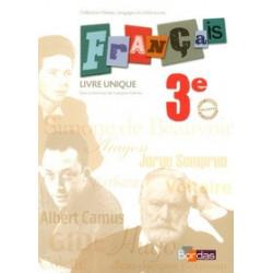 Français 3e livre unique
