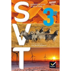 SVT 3e.Jean-Michel Gardarein