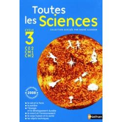 Toutes les sciences Cycle 3