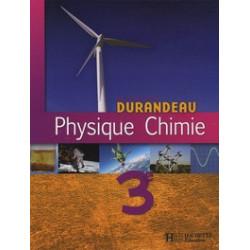 Durandeau - Physique Chimie 3e