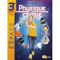 ESPACE pysique chimie