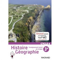 Histoire Géographie EMC 3e