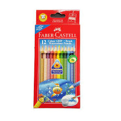 crayon aquarelle de 12...