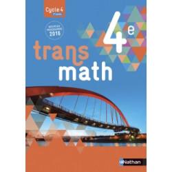 Transmath 5e (Édition 2016)
