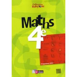 Maths 4e.