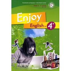 Enjoy English in 4e WORKBOOK