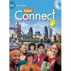 New  Connect Anglais 4e