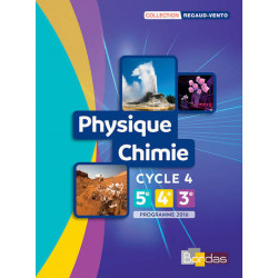 Phys Chimie  Cycle 4