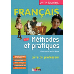 Français, méthodes et...