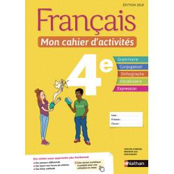 Français - Mon cahier...