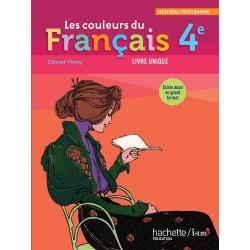 Les couleurs du Français 4e