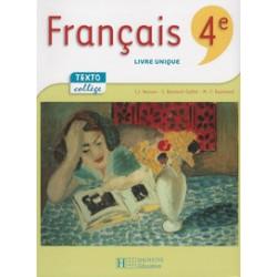 Français 4e. livre unique