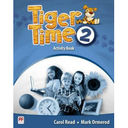 Tiger Time Level 2 Activity...