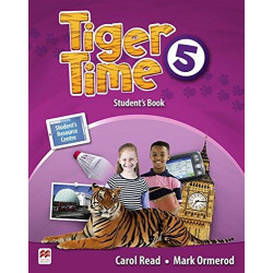 Tiger Time Level 5 Student...