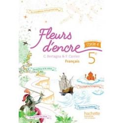 Français 5e cycle 4 Fleurs...