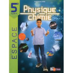 Physique-Chimie 5e Espace